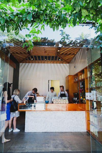 Let's Wander DTLA// Your Guide to LA's Arts District// Blacktop Coffee