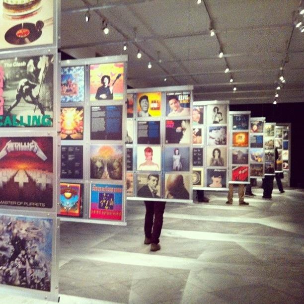 Vinyl Revival, Design Museum Denmark, Copenhagen