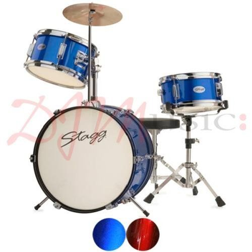 Stagg 3 Piece Bass Junior Drum Kit - A well built kit designed to last for many years u0026 bring hours of fun the Stagg Junior Kit with Bass Drum is always ...  sc 1 st  Pinterest & 12 best Musical Instrument - Junior Drum Kits images on Pinterest ... islam-shia.org