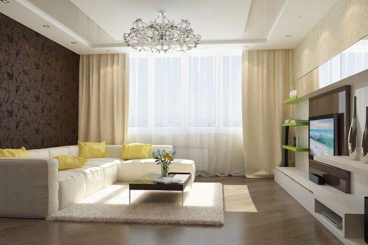 Дизайн зала в Киеве: цены, фото работ, видео | NewStroy ремонт от А до Я