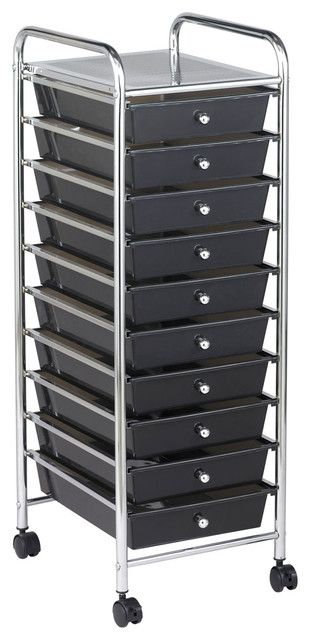 Storage Design, Contemporary Toy Organizers Also Black Color With Wheels: Toy Storage Totes Ideas