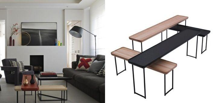 table-basse-design-bois-rectangulaire-extra-fine-gigogne - Le Blog déco de MLC