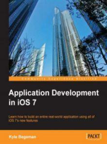 Application Development in iOS 7 Pdf Download e-Book