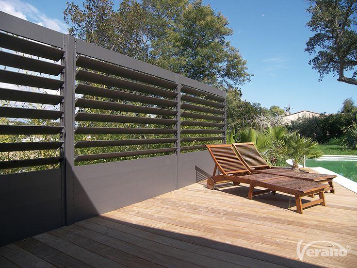 De #tuinschermen van Verano® geven uw tuin een elegante uitstraling #Verano #fences