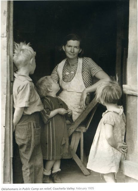 Dorothea Lange - The great depression
