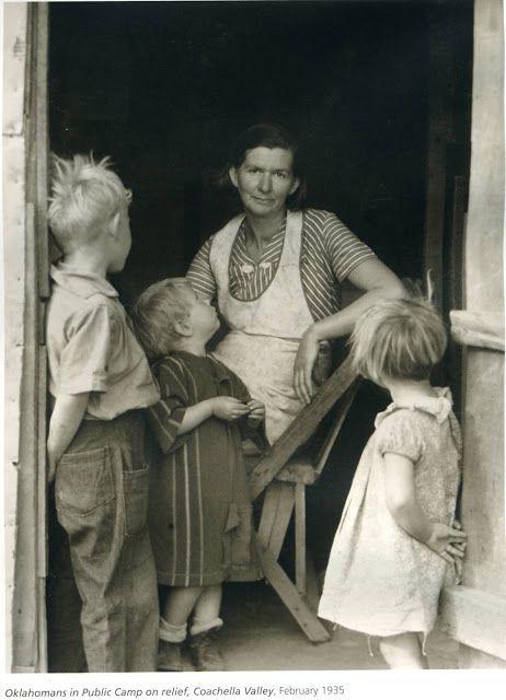 Dorothea Lange - The great depression