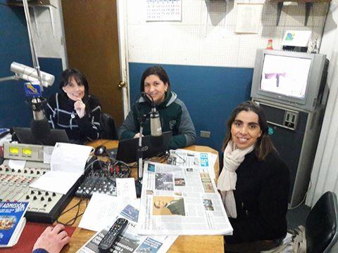 visitamos Radio El Sembrador, para dar a conocer el inicio del período de admisión de nuestro colegio #DaríoSalasHumanistaChillan