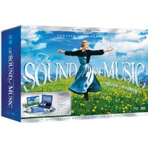 $20.00 The Sound of Music Limited Edition Collector's Set - includes soundtrack