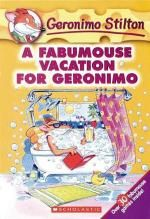 A Fabumouse Vacation for Geronimo : Geronimo Stilton Series : Book 9 - Geronimo Stilton