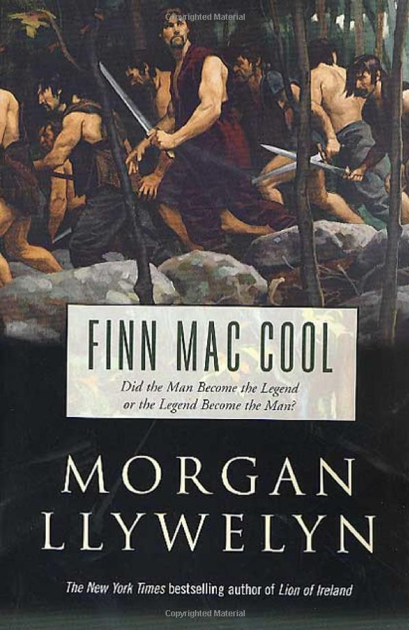 Finn Mac Cool by Morgan Llywellyn – another fictional account about the escapes of an Irish giant.  He's associated with many of the sites we'll visit including the Giant's causeway.  Another great account of Ulster lore and legend.