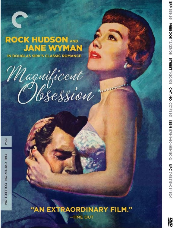 magnificent obsession - douglas sirk.: Jane Wyman, Obsession 1954, Favorite Movies, Criterion Collection, Classic Movies, Rock Hudson, Classic Film, Douglas Sirk