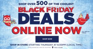 Kohls' Black Friday Deals Start NOW - Great Deal on KitchenAid Mixer!