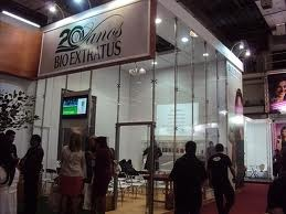 Beauty Fair 2012 Stand Bio Extratus
