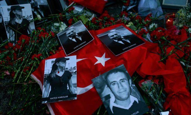 Skytten i Istanbul är identifierad.