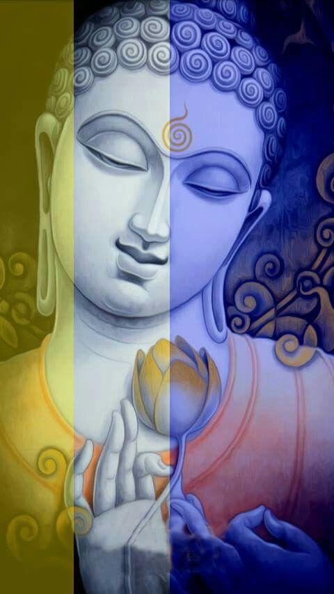 Buddha Buddhism Gautama Ancient Artifacts Painting Art Ideas Beautiful Oil Paintings Deities Communion