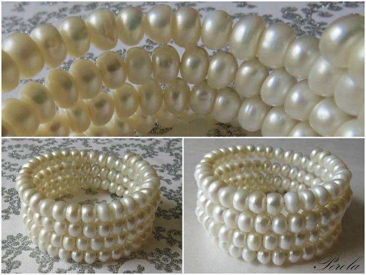 Espiral de perlas