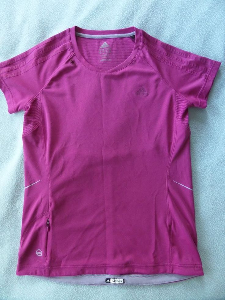 Adidas Supernova MI Womens Running Sports Short Sleeve Shirt size M #adidas #ShirtsTops