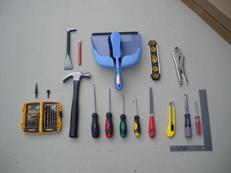 These are the tools of our trade. What's in your toolkit?