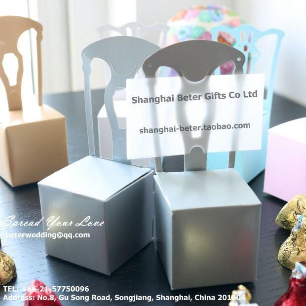 76 best taobao wedding favor boxes images on pinterest favors miniature cadeira local titular e caixa favor silver wedding decorationssilver junglespirit Images