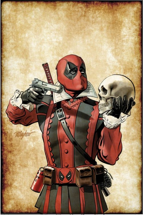 1558 best images about Deadpool on Pinterest | Rob liefeld ...