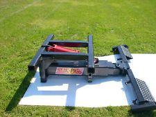 Slik-Pick Hidden Wheel Lift Tow Truck Wrecker Tow Dolly Repo Lift Repo Truck