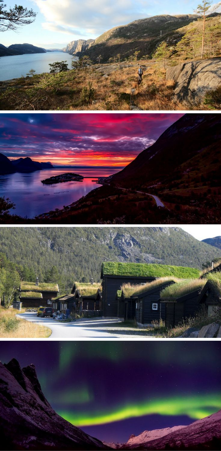 Amazing hikes in Norway for outdoor enthusiasts and adventure lovers. Try these offbeat trails, a tad different from the usual popular hikes in Norway.