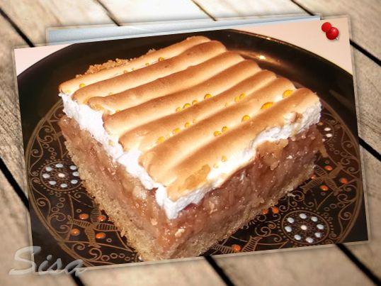 Jablkový krémeš.   Hrnčekové recepty