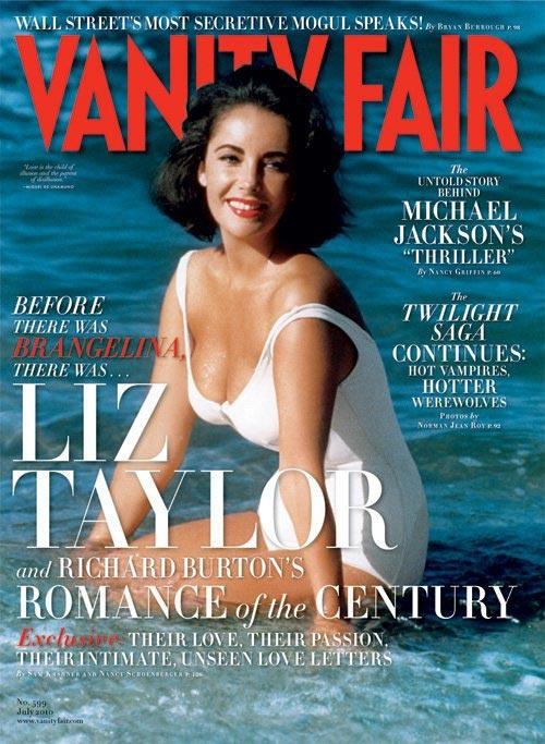 Liz in Vanity Fair.
