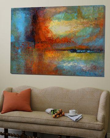 Viendra La Fin Du Jour Loft Art at AllPosters.com