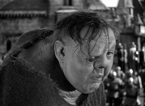 ... mon frère siamois -- Charles Laughton, Le bossu de Notre-Dame (1939)