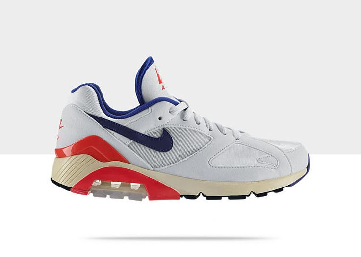 nike men's air max 180 25th anniversary basketball shoe