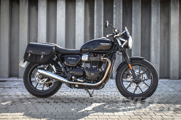 2016 Triumph Bonneville Street Twin - FIRST RIDE REVIEW