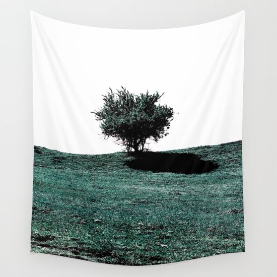 15% OFF + FREE WORLDWIDE SHIPPING ON TAPESTRIES! --  Tree On Hill Wall Tapestry by ARTbyJWP from Society6 #walltapestry #tapestry #walldeco #tree #minimal --   Available in three distinct sizes, our Wall Tapestries are made of 100% lightweight polyester with hand-sewn finished edges. Featuring vivid colors and crisp lines, these highly unique and versatile tapestries are durable enough for both indoor and outdoor use. Machine washable for outdoor enthusiasts, with cold water on gentle cycle…