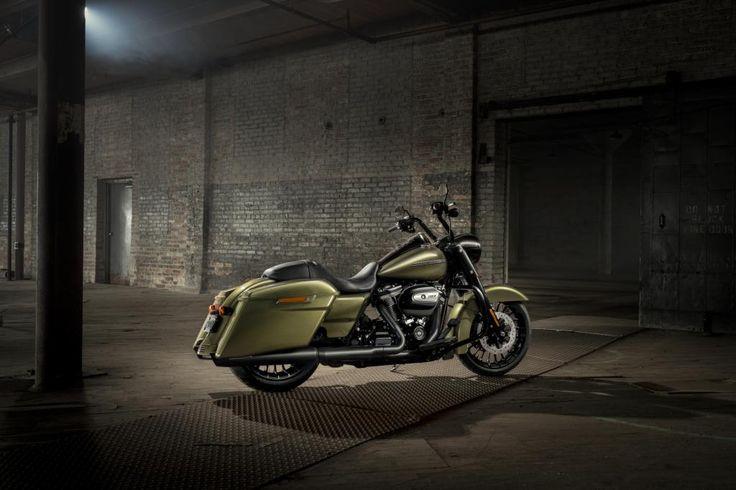 Nueva Harley-Davidson Road King Special