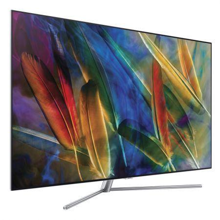 Samsung 55Q7F – un TV cu dotări fabuloase și-un preț pe măsură! . Dacă îți dorești un super TV din generația 2017, care să-ți ofere o experiență vizuală unică(și nu numai), poți alege modelul Samsung 55Q7F. https://www.gadget-review.ro/samsung-55q7f/