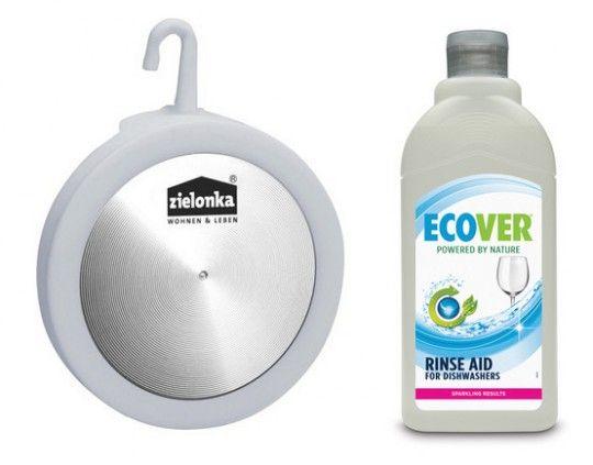 Zielonka Dishwasher Smell Killer And Ecover Dishwasher Rinse Aid Eco Dishwashing Review