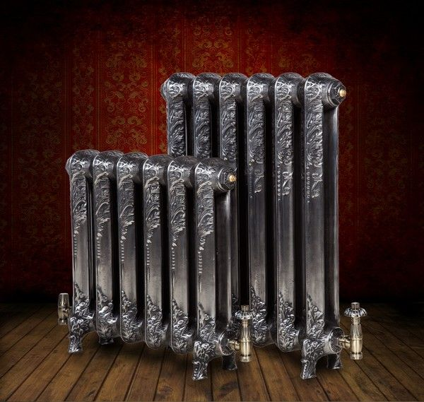 Shaftesbury Cast Iron Radiators - RadiatorShowroom.com