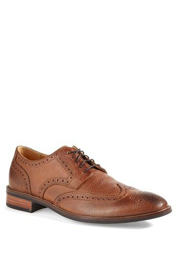Do we think I can convince Bill to get a 200 dollar pair of shoes??  Cole Haan 'Lenox Hill' Wingtip available at #Nordstrom