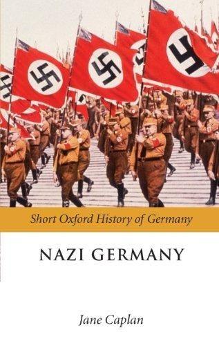 Nazi Germany (Oxford Short History of Germany)