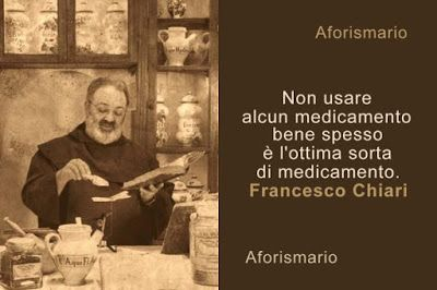 Aforismario®: Francesco Chiari - Aforismi fisico-medici