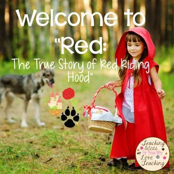 the true story of little red riding hood pdf