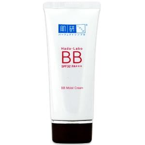 ROHTO Hada Labo Hyaluronic Acid (HA) BB Moist Cream SPF 32 PA+++ Natural Beige 肌研(ハダラボ)ヒアルロンBBクリームSPF32・PA+++・ナチュラルベイジュ $20