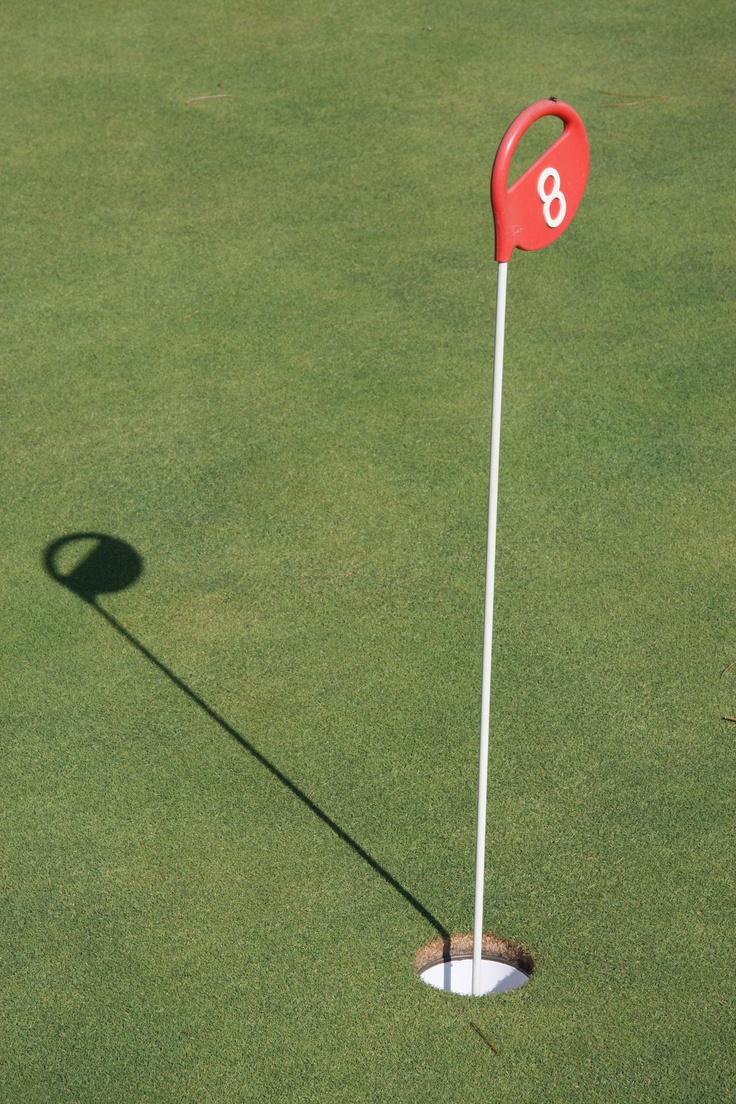 Par 71 golf course