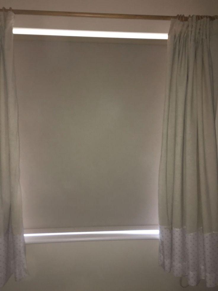Roller blinds for a customer, Winsford. Blindswinsford.co.uk