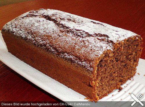 Sprudel - Nuss - Kuchen (Rezept mit Bild) von Urmel1   Chefkoch.de