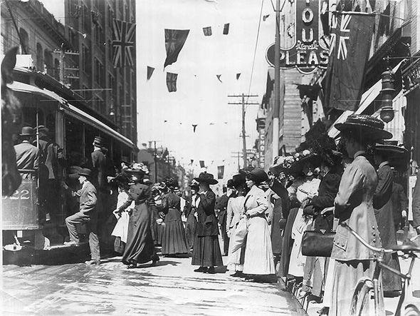 Toronto, ca 1900