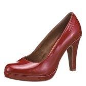 Rote Schuhe zum Verlieben!  Tamaris Pumps