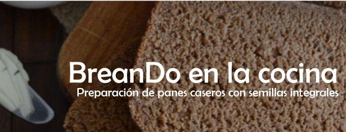 Diseño Caberera Blog, creadores de panes artesanales con semillas ecológicas
