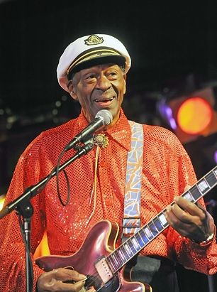 Chuck Berry Exhi...Chuck Berry