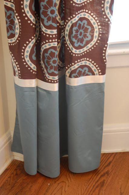 Trapped In North Jersey Dining Room Curtains Made From Target Shower